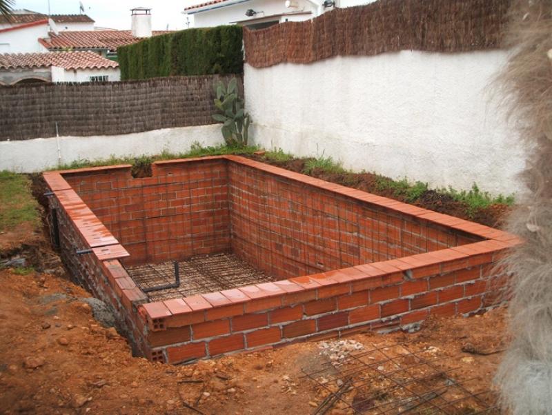 - Construccion piscinas paso paso ...